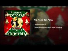The Modernaires - The Jingle Bell Polka