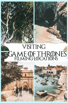 Thinking of Visiting the Game of Thrones Filming Locations? Here is everything you need to know. #gameofthrones #travel #filminglocations #visitgameofthrones #travelblog