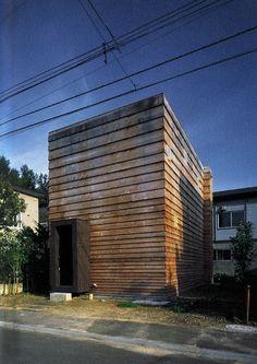 Jun Igarashi - Rectangle of light house, Japan