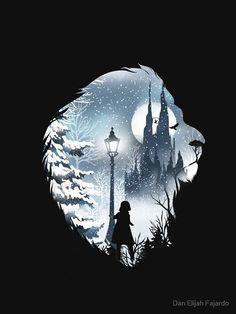 Arte Disney, Disney Art, Series Poster, Mini Toile, Narnia 3, Tattoo Flash Art, Harry Potter Wallpaper, Chronicles Of Narnia, New Art