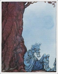 Don Quixote/ Miguel De Cervantes, retold by Martin Jenkins/ Walker Books, 2010. Illustrator: Chris Riddell