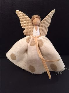 Christmas angel clothes peg doll Source by pubkasten pin crafts Christmas Ornament Crafts, Christmas Fairy, Christmas Sewing, Christmas Angels, Handmade Christmas, Christmas Crafts, Christmas Clothes, Clothes Pegs, Doll Clothes