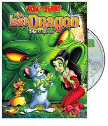 Tom and Jerry: The Lost Dragon out on DVD now! #sp