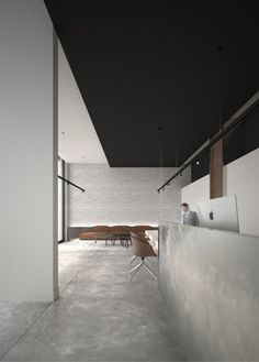 Office interior by AD Office