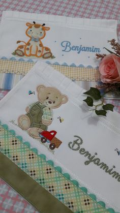 Applique Embroidery Designs, Applique Patterns, Designer Bed Sheets, Crochet Edging Patterns, Sewing Appliques, Girls Quilts, Heirloom Sewing, Baby Cards, Baby Sewing