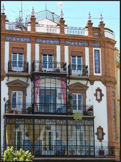 Sevilla. Barri de Triana.