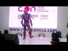 BAKALIKUR as GALAUMAN ( @reoncomics ) ReCON 2015 Margo City Depok