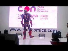 BAKALIKUR as GALAUMAN ( @reoncomics ) ReCON 2015 Margo City Depok