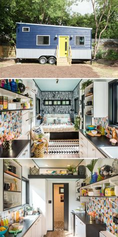 The Lonny Tiny House (190 Sq ft)