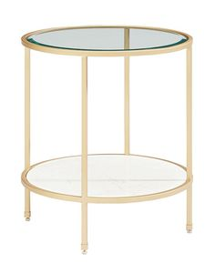 Shop for the Magnolia Home by Joanna Gaines Modern Ellipse End Table with Glass Top at Jacksonville Furniture Mart - Your Jacksonville, Gainesville, Palm Coast, Fernandina Beach Furniture & Mattress Store Foyer Furniture, Beach Furniture, Cool Furniture, Furniture Mattress, Magnolia Home Decor, Magnolia Homes, Living Room End Tables, Coffee And End Tables, Chair Side Table