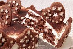 La torta pan di stelle è un dolce buonissimo, facile e veloce da preparare che non necessita di cottura...Rimarrete piacevolmente sorpresi dal suo sapore!!!