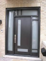 Eingangstüren modern grau  Grey modern front door upvc | oku | Pinterest | Grau, Türen und ...