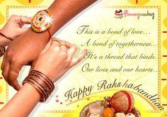 Celebrate this Raksha Bandhan with your siblings with amzing Raksha Bandhan Messages, Raksha Bandhan Wishes, Raksha Bandhan Images. Wish them a very Happy rakhi 2014