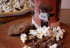 Vosges Gourmet Chocolate Recipe - Red Fire Toffee Popcorn