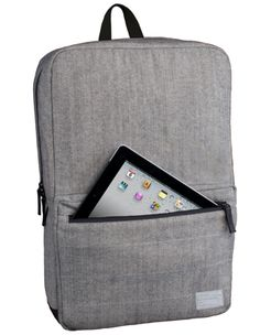 Cool laptop bag or tablet carrier that's TSA friendly. So smart!