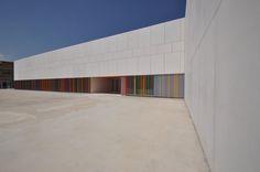 Centro Cultural em Montbui / Pere Puig arquitecte