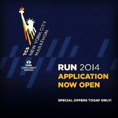 TCS NYC Marathon 2014