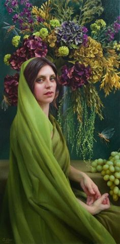Green Bride by Adrienne Stein