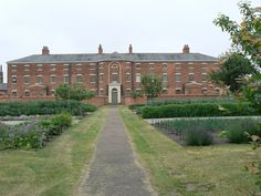 Southwell Workhouse, Nottinghamshire now in care of National Trust