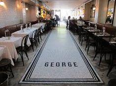 Café George Den haag - restaurant