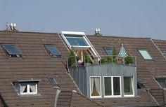 Loft Conversion - Roof sliding window OpenAir - DSF_Openair 848_5293 - Sunshine Winter Garden - Gallery