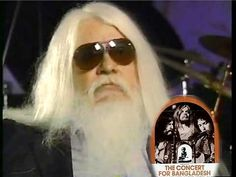 Leon Russell Talks About Bangladesh Concert - Leon Russell talks about George Harrison and the legendary Benefit Concert for Bangladesh - the first of its kind - featuring Leon, George, Bob Dylan, Eric Clapton, Ringo Starr, Billy Preston, Jim Keltner, Ravi Shankar, Klaus Voorman, Carl Radle, Don Preston, Badfinger, Hollywood Horns, and many others. Leon Russell - the hippest cat ever to take the piano, and funny, too.