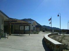 Buckman Springs Rest Area - Pine Valley, CA