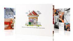 Futura Ceramiche - Dépliant #design #brochure