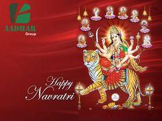 #AadharGroup #HappyNavratri #Navratri #Festival #ShardiyaNavratri