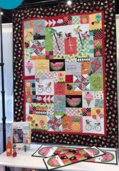 Kitty Capers Applique Quilt Multiple Designs Choose One Story Quilts New