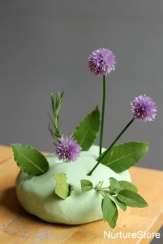 "Play dough with herbs - from NurtureStore ("",)"