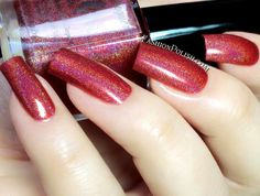 FUN Lacquer Summer 2014 Holo collection review! Radiance
