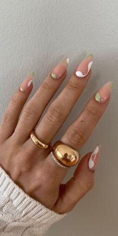 Simple Acrylic Nails, Best Acrylic Nails, Simple Nails, Nail Design Stiletto, Nail Design Glitter, Stylish Nails, Trendy Nails, Acylic Nails, Nail Jewelry