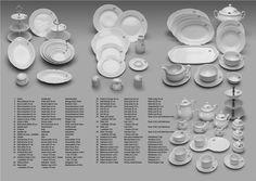 BETTY | Výroba a dekorácia porcelánu