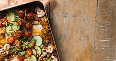 Yhden pellin nasi goreng | Maku Nasi Goreng, Koti, Pasta Salad, Baking, Ethnic Recipes, Crab Pasta Salad, Bakken, Bread, Backen