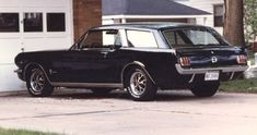 Mustang station wagon in Illinois