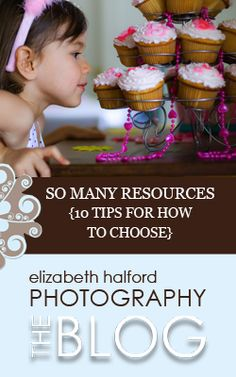 so many different resources for photographers (10 tips for how to choose)