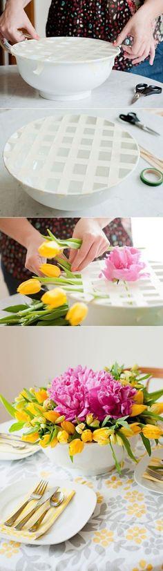 aranzovani kvetin