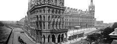 St Pancras Hotel 1873