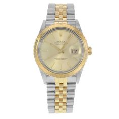auction rolex oyster perpetual milgauss 116400 bko steel automatic auction rolex datejust 162533 steel 18k yellow gold automatic men s watch