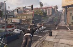 GTA 5 Mod Gives You Just Cause 2 Grappling Hook