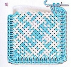 Loom Weaving, Pot Holders, Crochet Patterns, Mini, Projects, Macrame, Spinning, Curtains, Weaving