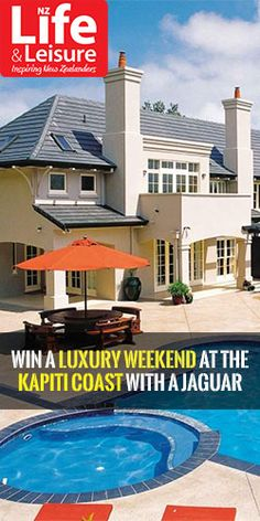 #Win a #Luxury Weekend at the Kapiti Coast with a Jaguar! #competition #cars #vacation