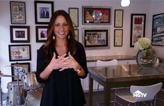 Love the style and coziness! Especially the girls room! Tour Country Star Sara Evans' Colorful, Comfy Home