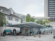 Dynamo Metal Workshop / phalt Architekten