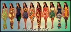 she speaks simlish • I am excited to introduce to you the Ankara...