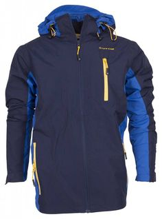 Hardshell jas voor heren, Wind-waterdicht en ademend Blauw De Falco is een heerlijke jas om in te wandelen, deze hardshell jas is wind- waterdicht en ademend en heeft getapte naden. Een perfecte jas die je gemakkelijk bijvoorbeeld over een fleece jas aantrekt om aangenaam droog en warm te blijven tijdens een regenbui. De jas is verder voorzien van genoeg opbergmogelijkheden en verstelbaarheid in de capuchon en taille.   De capuchon is ook voorzien van een geïntegreerde zonneklep en de…
