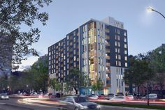 Muz Laval, Loft, Construction, Residential Architecture, Condo, Buildings, Multi Story Building, Around The Worlds, House