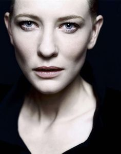 Cate Blanchett by Jez Smith //light and skin structure