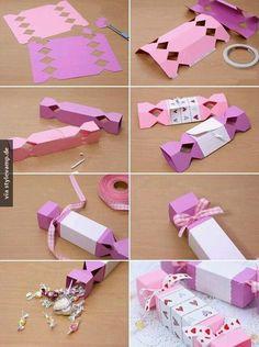 DIY: Süße Geschenkverpackung <3